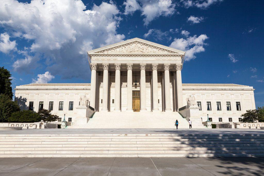 Lamps Plus - Supreme Court Building