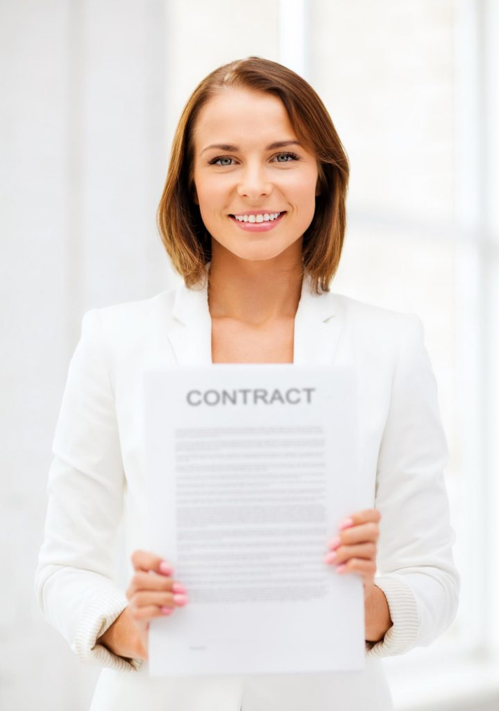 contract | agreement | submit to arbitration